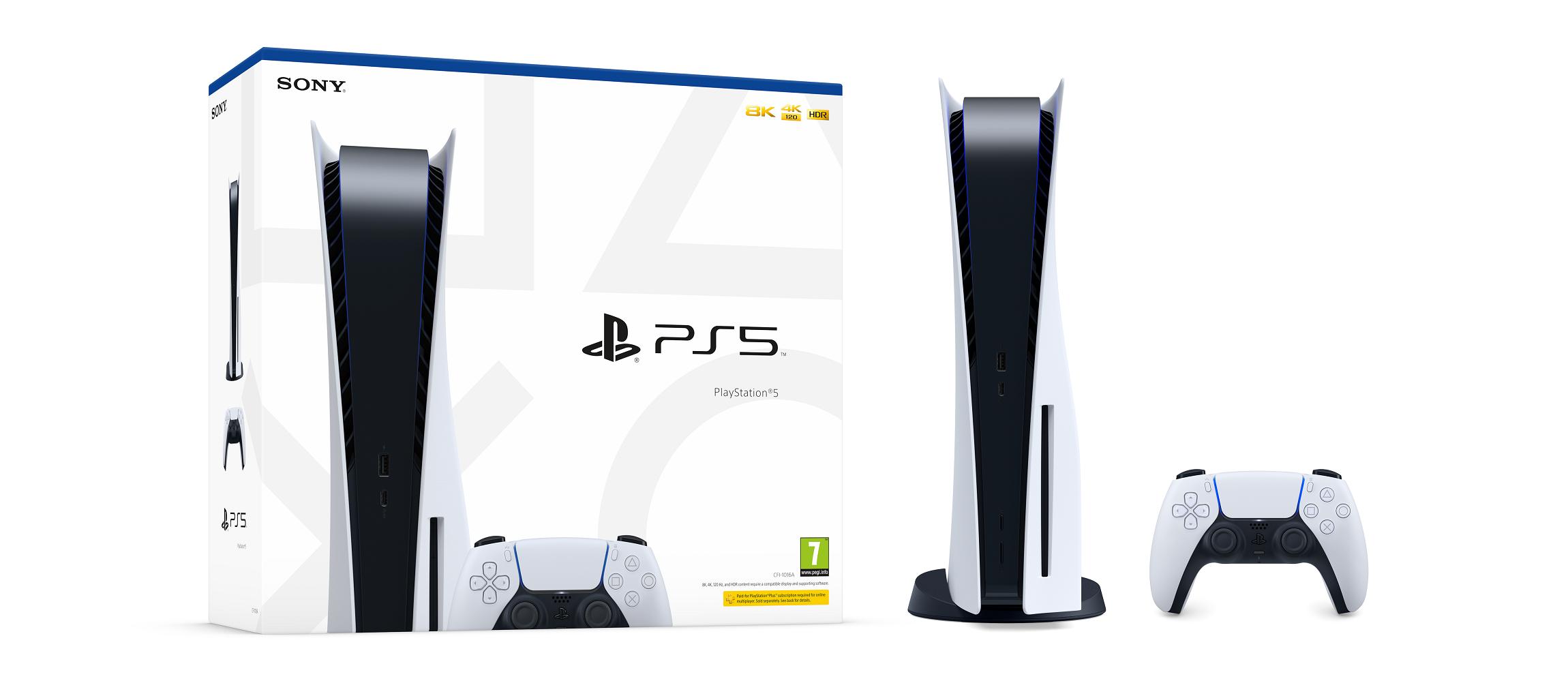 Консоль PlayStation®5